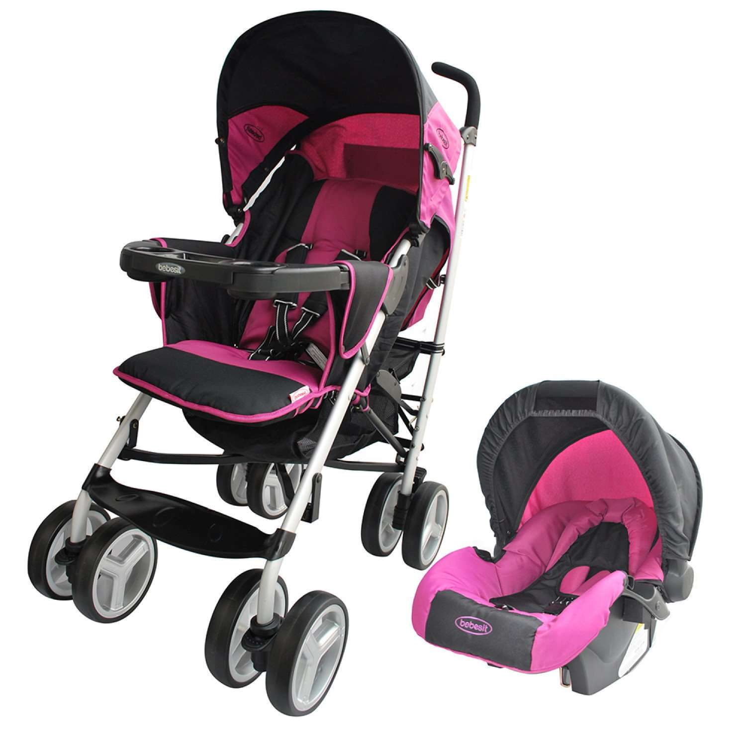 Coche Travel System Bebesit Cross, Coches, CPbebés