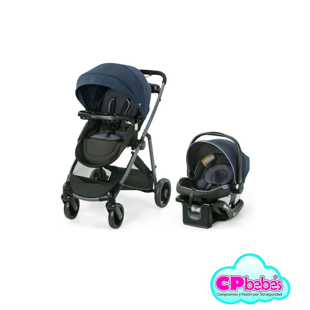 Travel System Graco Modes