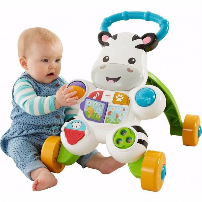 Andadera Fisher Price Cebra