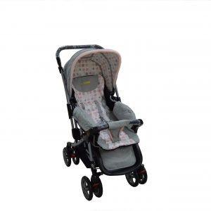 Coche para bebe Masterkids Reversible