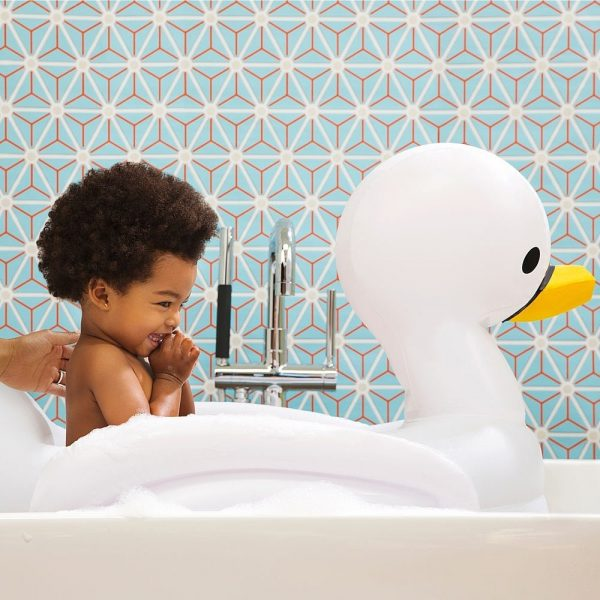 Bañera Inflable Cisne White Hot